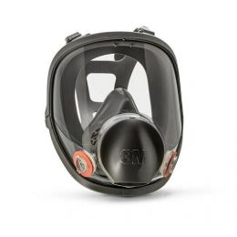 3M™ Full Facepiece Reusable Respirator 6000 Series, front