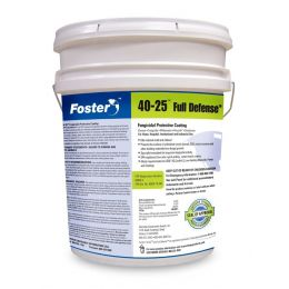 Foster 40-25 Full Defense Mold Resistant Coating, White (5 GL)