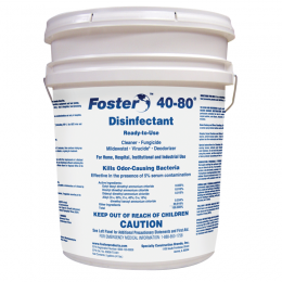 Foster First Defense 40-80 Disinfectant (5 GL)