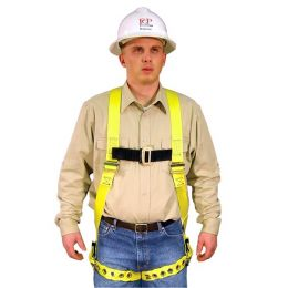 FrenchCreek Model 650 Full Body Harness, Front