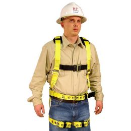 FrenchCreek Model 750 Full Body Harness, Front