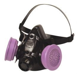 Honeywell North® 7700 Series Half Mask Respirator (7700-30S, 7700-30M, 7700-30L)