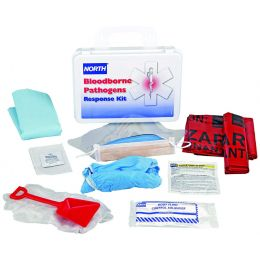 Honeywell North® Bloodborne Pathogen Response Kit (16 Unit)