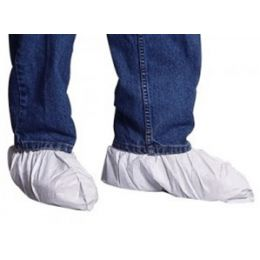 DuPont™ Tyvek® 400 White Shoe Cover w/ Tyvek® Sole, TY450S