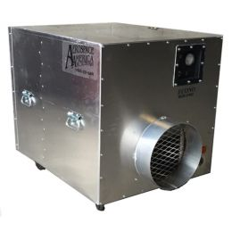 "Aerospace America 9143, The Aeroclean™ ""Econo"" 2000 Negative Air Machine"