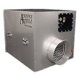 "Aerospace America 9100, The Aeroclean™ ""Turbo Air"" 2000 Negative Air Machine"