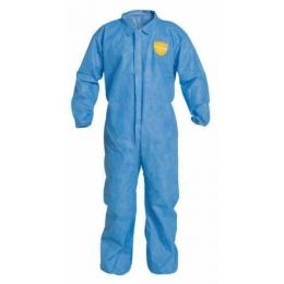DuPont™ Tyvek® Disposable Coverall 1412, Blue (25/CS)