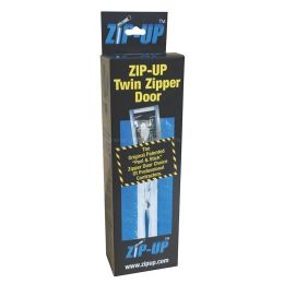 Zip-Up™ Twin Zipper Door (2 PK)