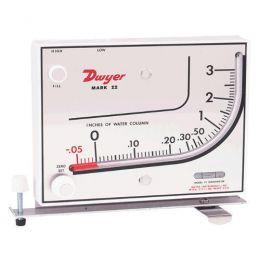 Dwyer® Series Mark II Incline Manometer, Model No. 25