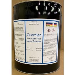 ChemTech Guardian Low Odor Plus Mastic Remover (5 GL)