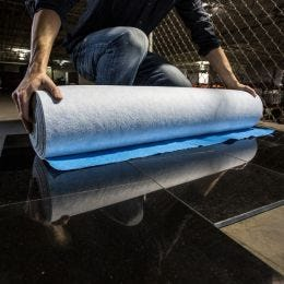 """Surface Shields® """"Multi Shield"""" All Purpose Floor Protector, 40"""" Width x 164' Length"""