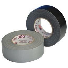 "Nashua® 300 Contractor Grade 10 mil Duct Tape, 3"" x 60 yds (16/CASE)"