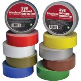 "Nashua® 398 Professional Grade 11 mil Duct Tape, 2"" x 60 yds, Color Varieties"