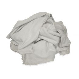 White Terry Towels (25 lb. Box)