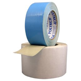 "Polyken® 100D Premium 13 mil Double-Sided Blue LDPE Carpet Tape, 2""X 36 yds (24/CASE)"