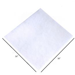"Poly Pad Pre-Filter (1st Stage), 16""x16"" (50/CASE)"