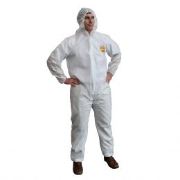 CORDOVA's C-MAX™ SMS Disposable Coverall with Hood SMS300 (25/CASE)