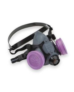 Honeywell North® 5500 Series Half Mask Respirator & 7580P100L P100 Particulate Filters