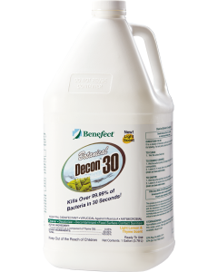 Benefect Decon 30 Disinfectant Cleaner