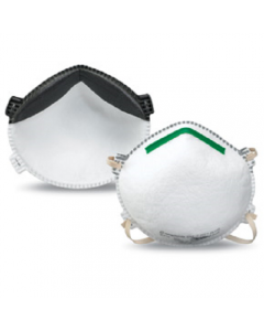 Honeywell Sperian SAF-T-FIT Plus N1115 Molded Cup N95 Particulate Respirator w/Boomerang Nose Seal - M/L (1 box of 20)